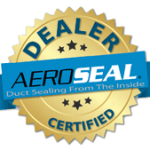 Certified Aeroseal Dealer
